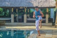 BaliSpirit Festival Tymi Howard's Dance with Yoga