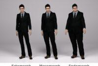 Discover Your Body Type — Ectomorph, Mesomorph, Endomorph