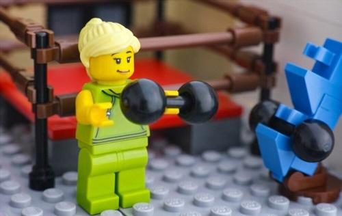 Show of Strength! Federation of Bodybuilding!