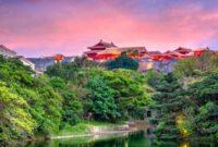 Secrets to longevity in Okinawa, Japan